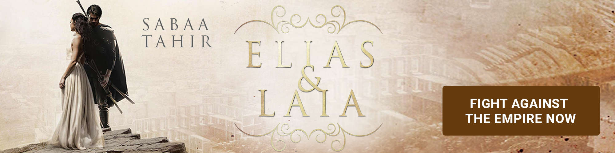Elias and Laia