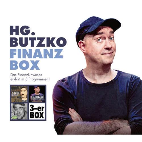 Hoerbuch Finanz-Box - HG. Butzko -