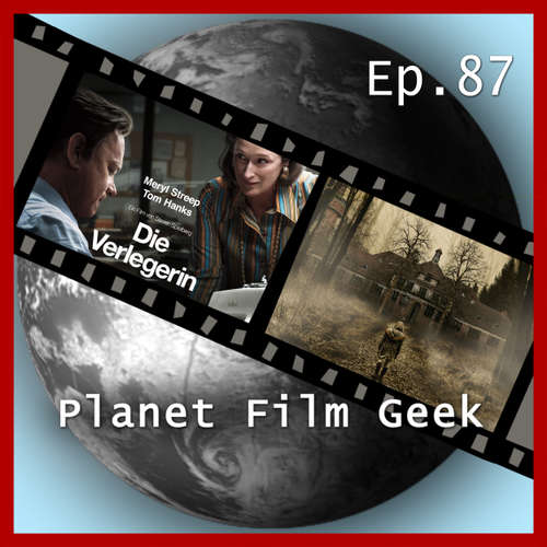 Planet Film Geek, PFG Episode 87: Die Verlegerin, Heilstätten