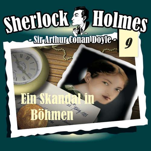 Hoerbuch Sherlock Holmes, Die Originale, Fall 9: Ein Skandal in Böhmen - Arthur Conan Doyle - Christian Rode