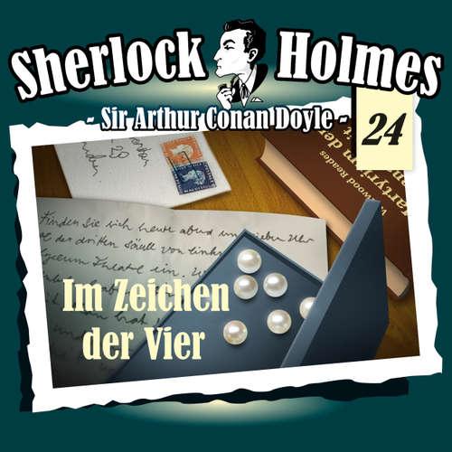 Hoerbuch Sherlock Holmes, Die Originale, Fall 24: Im Zeichen der Vier - Arthur Conan Doyle - Christian Rode