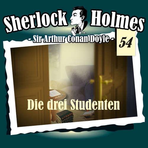 Sherlock Holmes, Die Originale, Fall 54: Die drei Studenten