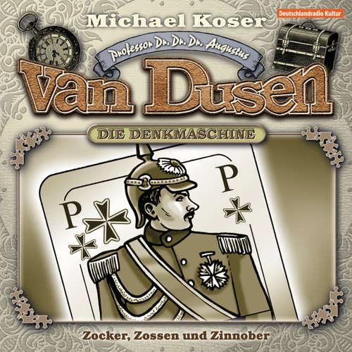 Professor van Dusen, Folge 15: Zocker, Zossen und Zinnober