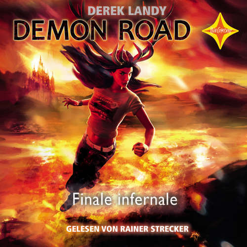 Hoerbuch Demon Road 3 - Finale Infernale - Derek Landy - Rainer Strecker