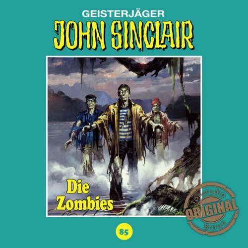 Hoerbuch John Sinclair, Tonstudio Braun, Folge 85: Die Zombies. Teil 2 von 2 - Jason Dark -  Diverse