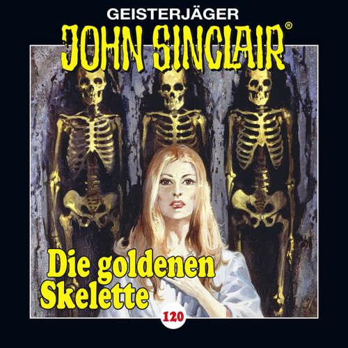 John Sinclair, Folge 120: Die goldenen Skelette. Teil 2 von 4