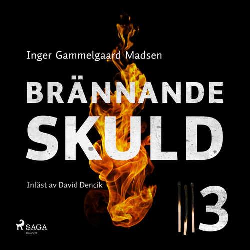 Audiokniha Brännande skuld: Avsnitt 3 - Inger Gammelgaard Madsen - David Dencik