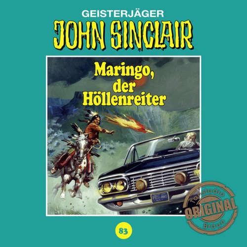 Hoerbuch John Sinclair, Tonstudio Braun, Folge 83: Maringo, der Höllenreiter - Jason Dark -  Diverse