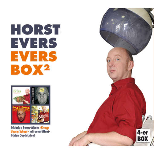 Hoerbuch Evers Box 2 - Horst Evers - Horst Evers