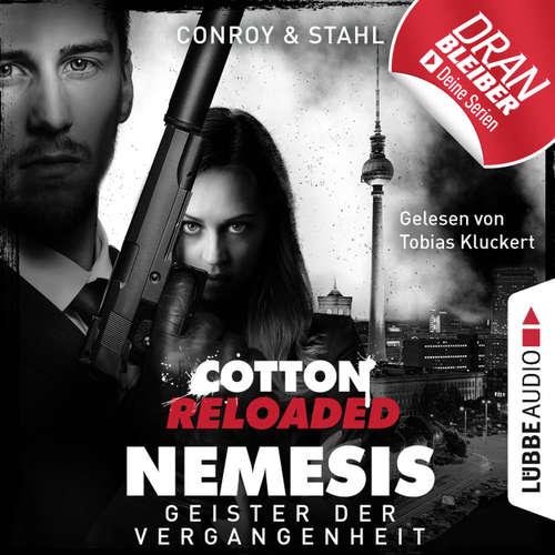 Hoerbuch Jerry Cotton, Cotton Reloaded: Nemesis, Folge 4: Geister der Vergangenheit - Gabriel Conroy - Tobias Kluckert