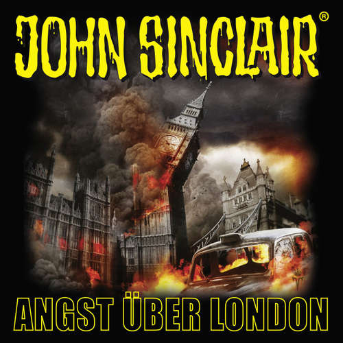 Hoerbuch John Sinclair, Sonderedition 3: Angst über London - Jason Dark - Frank Glaubrecht