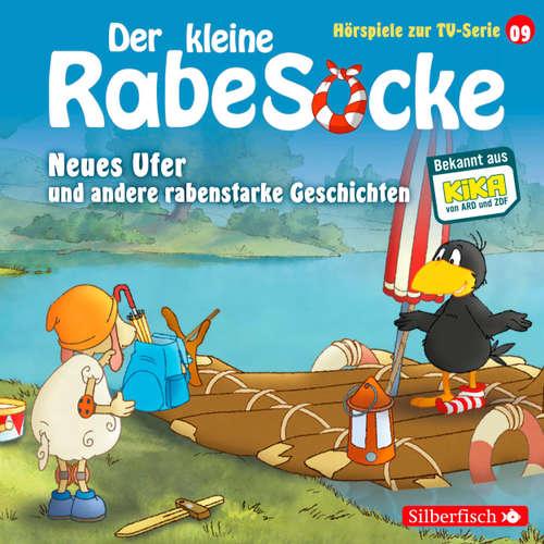 Der kleine Rabe Socke, 9: Neues Ufer und andere rabenstarke Geschichten (Hörspiel)