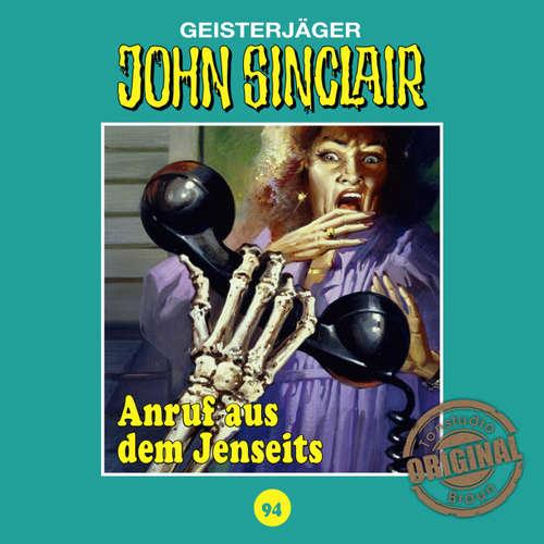 Hoerbuch John Sinclair, Tonstudio Braun, Folge 94: Anruf aus dem Jenseits - Jason Dark -  Diverse