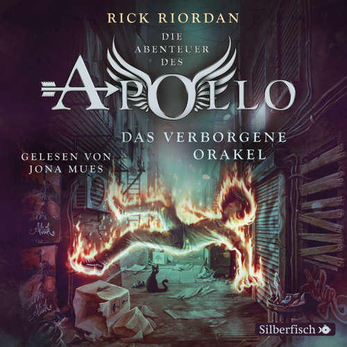 Hoerbuch Das verborgene Orakel - Die Abenteuer des Apollo 1 - Rick Riordan - Jona Mues