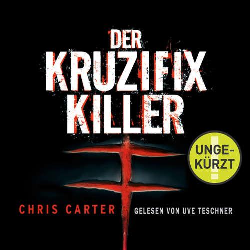 Ein Hunter-und-Garcia-Thriller, 1: Der Kruzifix-Killer