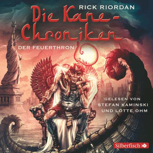 Der Feuerthron - Die Kane Chroniken 2