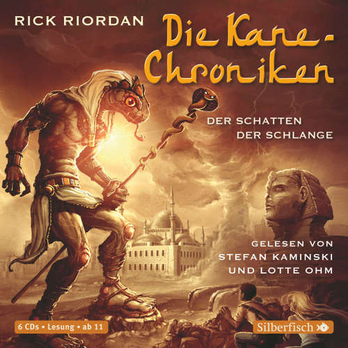 Der Schatten der Schlange - Die Kane Chroniken 3