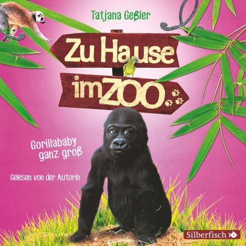 Zu Hause im Zoo, 1: Gorillababy ganz groß