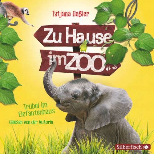 Zu Hause im Zoo, 2: Trubel im Elefantenhaus