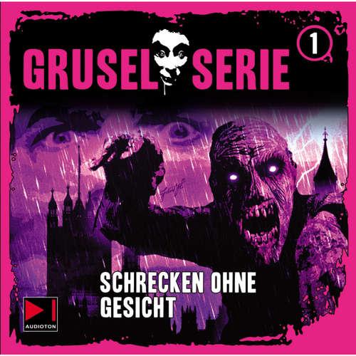 Hoerbuch Gruselserie, Folge 1: Schrecken ohne Gesicht - H. G. Francis - Erns Meincke