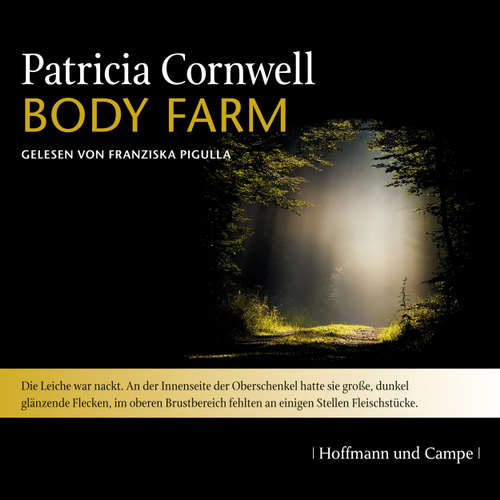 Body Farm  - Kay Scarpetta 5