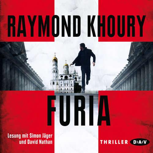 Hoerbuch Furia - Raymond Khoury - Simon Jäger