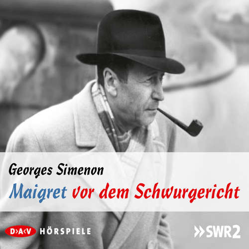 Hoerbuch Maigret vor dem Schwurgericht - Georges Simenon - Joachim Nottke