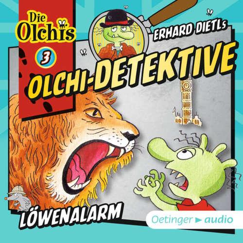 Olchi-Detektive, Folge 3: Löwenalarm