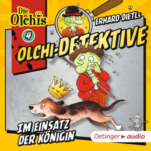 Olchi-Detektive, Folge 4: Im Einsatz der Königin