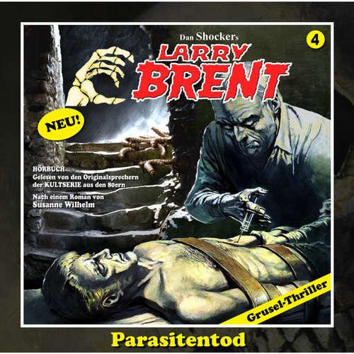 Larry Brent, 4: Parasitentod, Episode 2