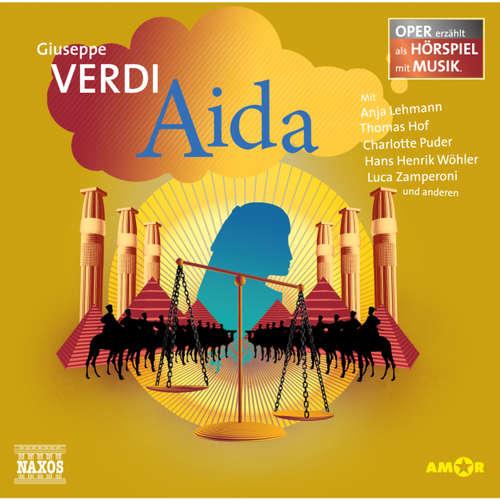 Hoerbuch Aida - Giuseppe Verdi - Luca Zamperoni