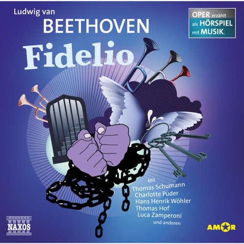 Hoerbuch Fidelio - Ludwig van Beethoven - Luca Zamperoni