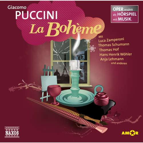 Hoerbuch La Bohème - Giacomo Puccini - Luca Zamperoni