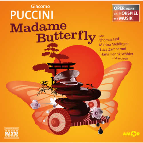 Hoerbuch Madame Butterfly - Giacomo Puccini - Luca Zamperoni