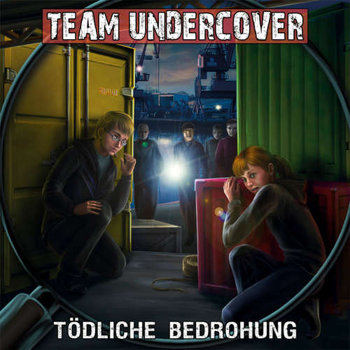 Team Undercover, Folge 9: Tödliche Bedrohung