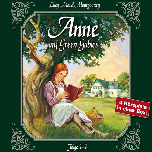 Hoerbuch Anne auf Green Gables, Box 1: Folge 1-4 - Lucy Maud Montgomery - Marie Bierstedt