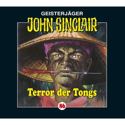 Hoerbuch John Sinclair, Folge 86: Terror der Tongs - Jason Dark - Frank Glaubrecht