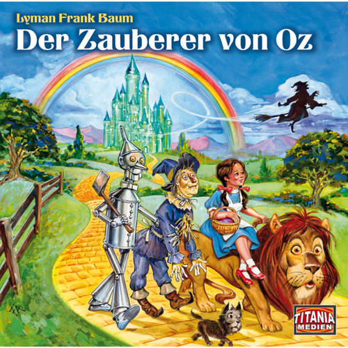 Titania Special, Folge 9: Der Zauberer von Oz