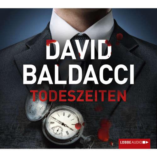 Hoerbuch Todeszeiten - David Baldacci - Volker Wolf