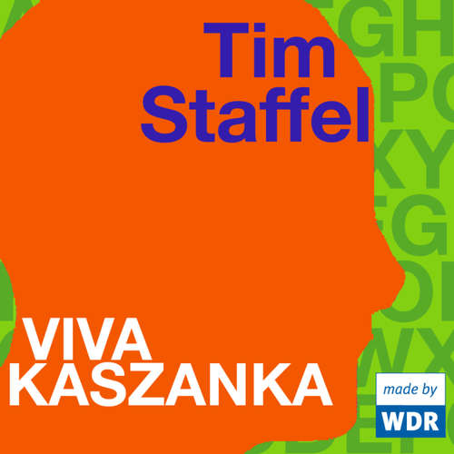 Hoerbuch Viva Kaszanka - Tim Staffel - Silke Buchholz