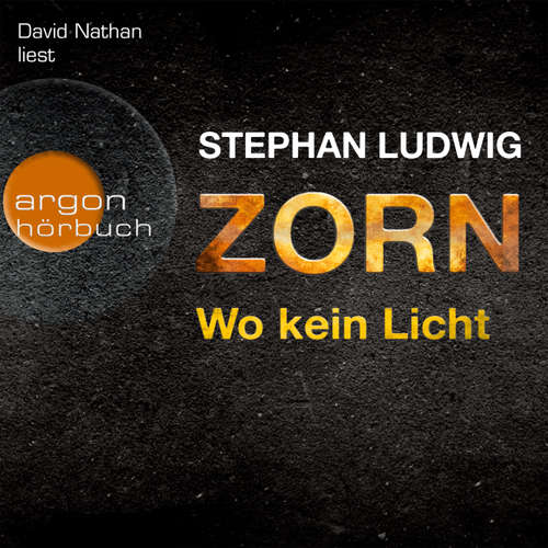 Hoerbuch Zorn - Wo kein Licht - Stephan Ludwig - David Nathan