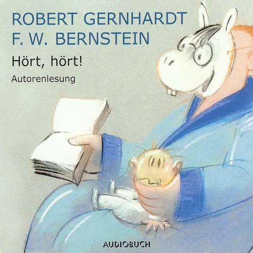 Hoerbuch Hört, hört ! - F.W. Bernstein - F.W. Bernstein