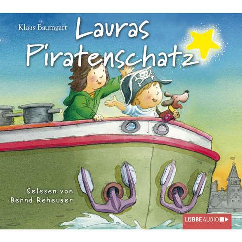 Hoerbuch Laura, Teil 9: Lauras Piratenschatz - Klaus Baumgart - Bernd Reheuser