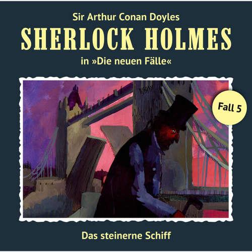 Sherlock Holmes, Die neuen Fälle, Fall 5: Das steinerne Schiff