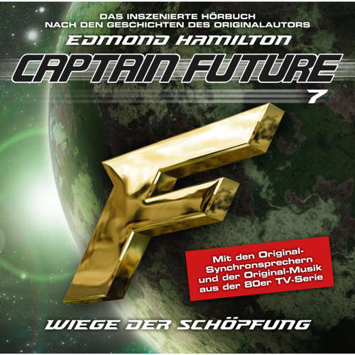Captain Future, Folge 7: Wiege der Schöpfung