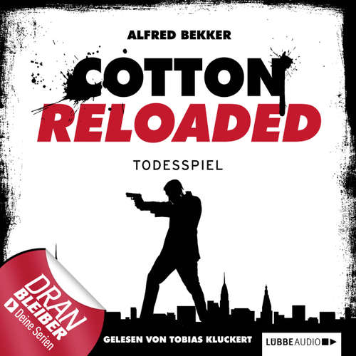 Jerry Cotton - Cotton Reloaded, Folge 9: Todesspiel