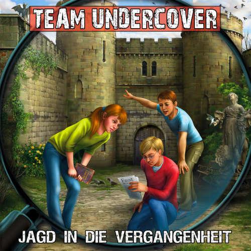 Team Undercover, Folge 8: Jagd in die Vergangenheit