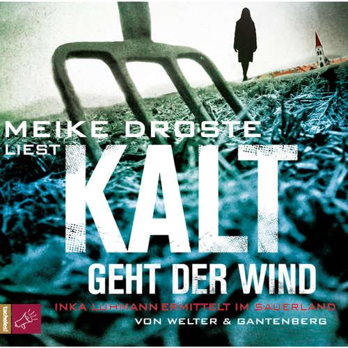 Hoerbuch Kalt geht der Wind - Inka Luhmann ermittelt im Sauerland - Oliver Welter - Meike Droste