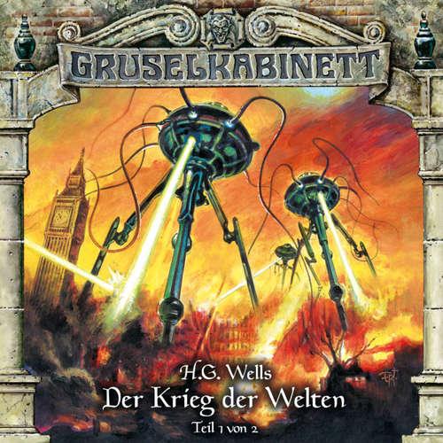 Hoerbuch Gruselkabinett, Folge 124: Der Krieg der Welten (Teil 1 von 2) - H.G. Wells -