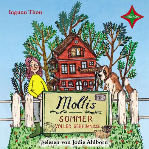 Hoerbuch Mollis Sommer voller Geheimnisse - Ingunn Thon - Jodie Leslie Ahlborn